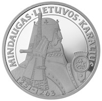 Серия «Правители Литвы». Миндовг.
