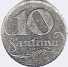 10 centimes (1922)