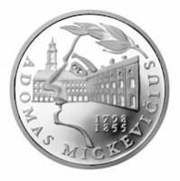 200th birth anniversary of Adam Mickiewicz