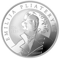 1831 m. sukilimui ir jo herojės Emilija Pliaterytės 200-osioms gimimo metinėms