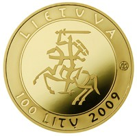 1000th anniversary of the name of Lithuania (2009))