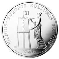 Вильнюс — Культурная столица Европы-2009