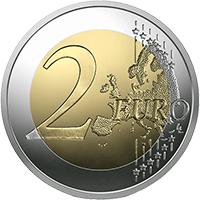 2 EIRO MONĒTA / Vidzeme