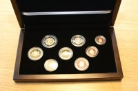Latvian euro coins PROOF Set 2014