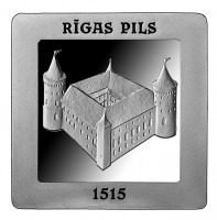 500 Years of the Riga Castle