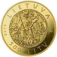600 лет Грюнвальдской битве (Au)