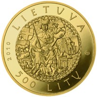 600th anniversary of the Grünwald Battle (Au)