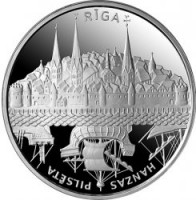 Hansa Cities. Riga