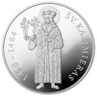 550 лет со дня рождения Св. Казимира