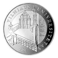 The 425th anniversary of Vilnius University
