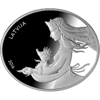 Fairy Tale Coin II. Hedgehog Coat