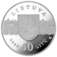 Lithuanian nature. Lynx.