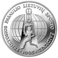 V Всемирные спортивные игры литовцев