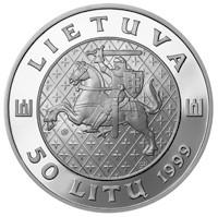 Kęstutis, the Grand Duke of Lithuania (from the series \