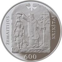 600-летие крещения Жемайтии