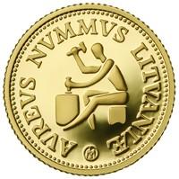 Одна из самых маленьких монет мира - История золота