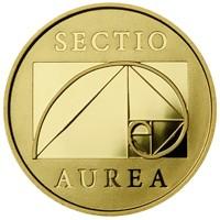"""Išleista dalyvaujant tarptautinėje programoje """"Mažiausios aukso monetos pasaulyje. Aukso istorija"""""""
