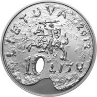 Монета посвящённая изобразительному искусству