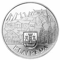 Серия «Города Литвы». Клайпеда.